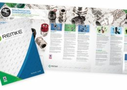 Remke Capabilities Brochure is ready for download. Electrical distributors and sales reps get an overview of product lines, industries and more. - Go.Remke.com