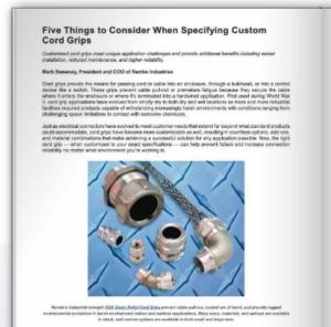 Remke Article Featured in Connector Supplier E-Book - GO.Remke